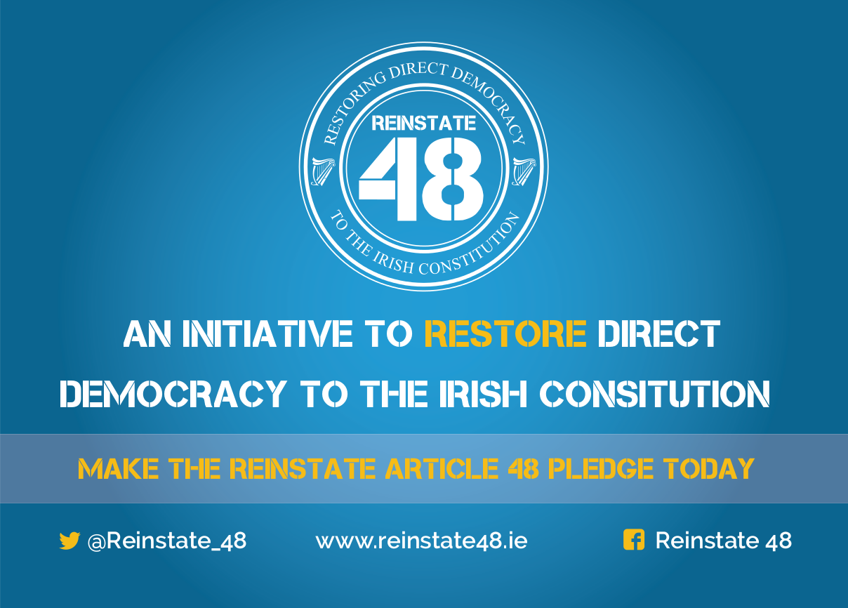 Reinstate 48 - Poster 1
