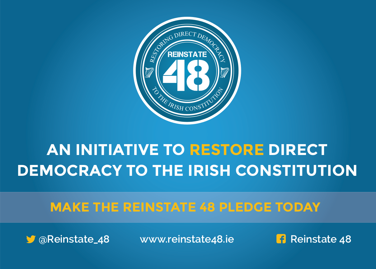 Reinstate 48 - Poster 2