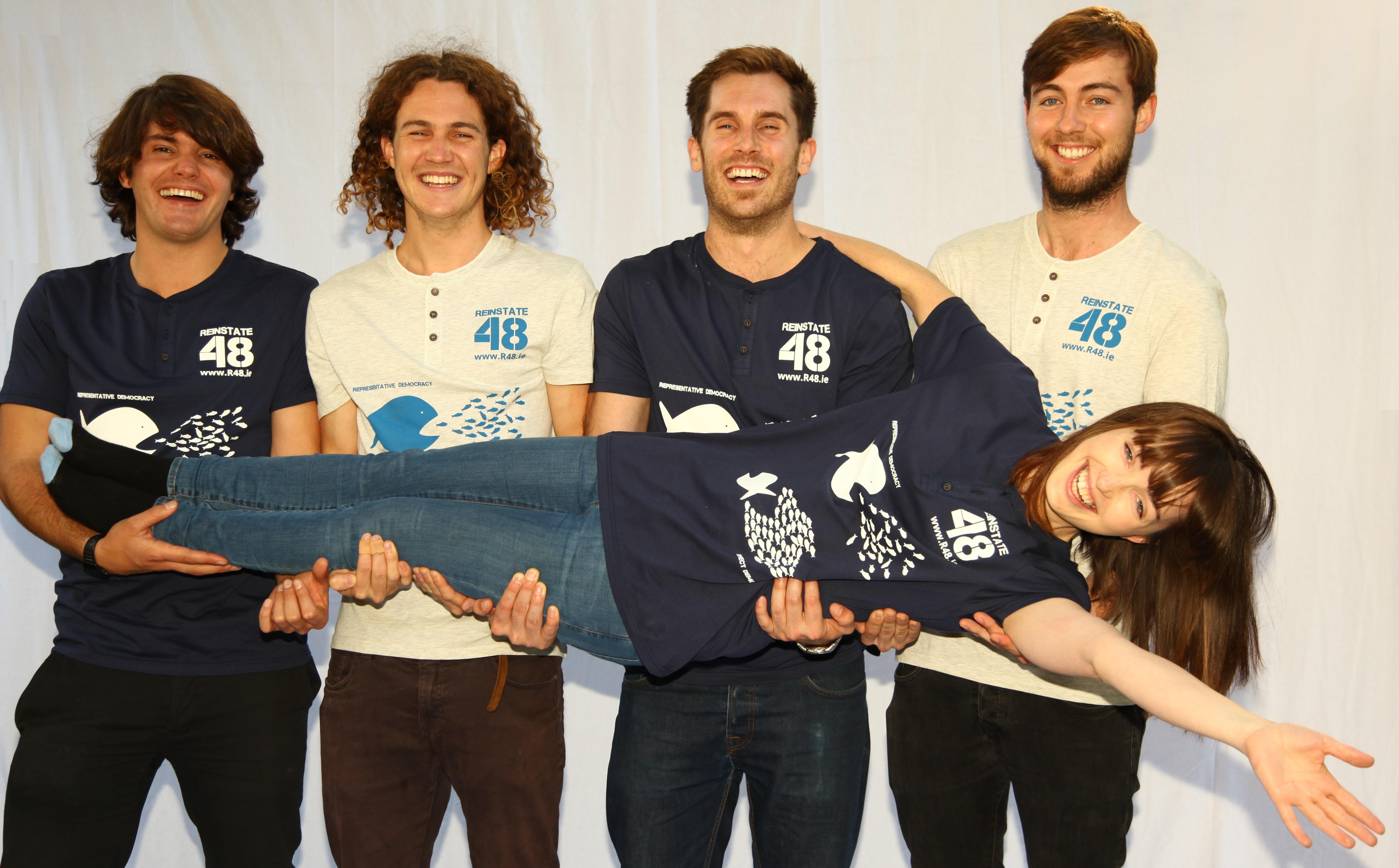 R48 T-Shirt crew