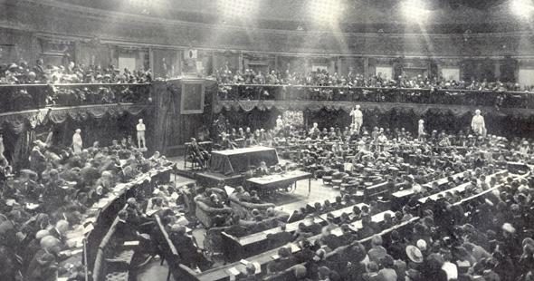 Dáil Eireann 1922